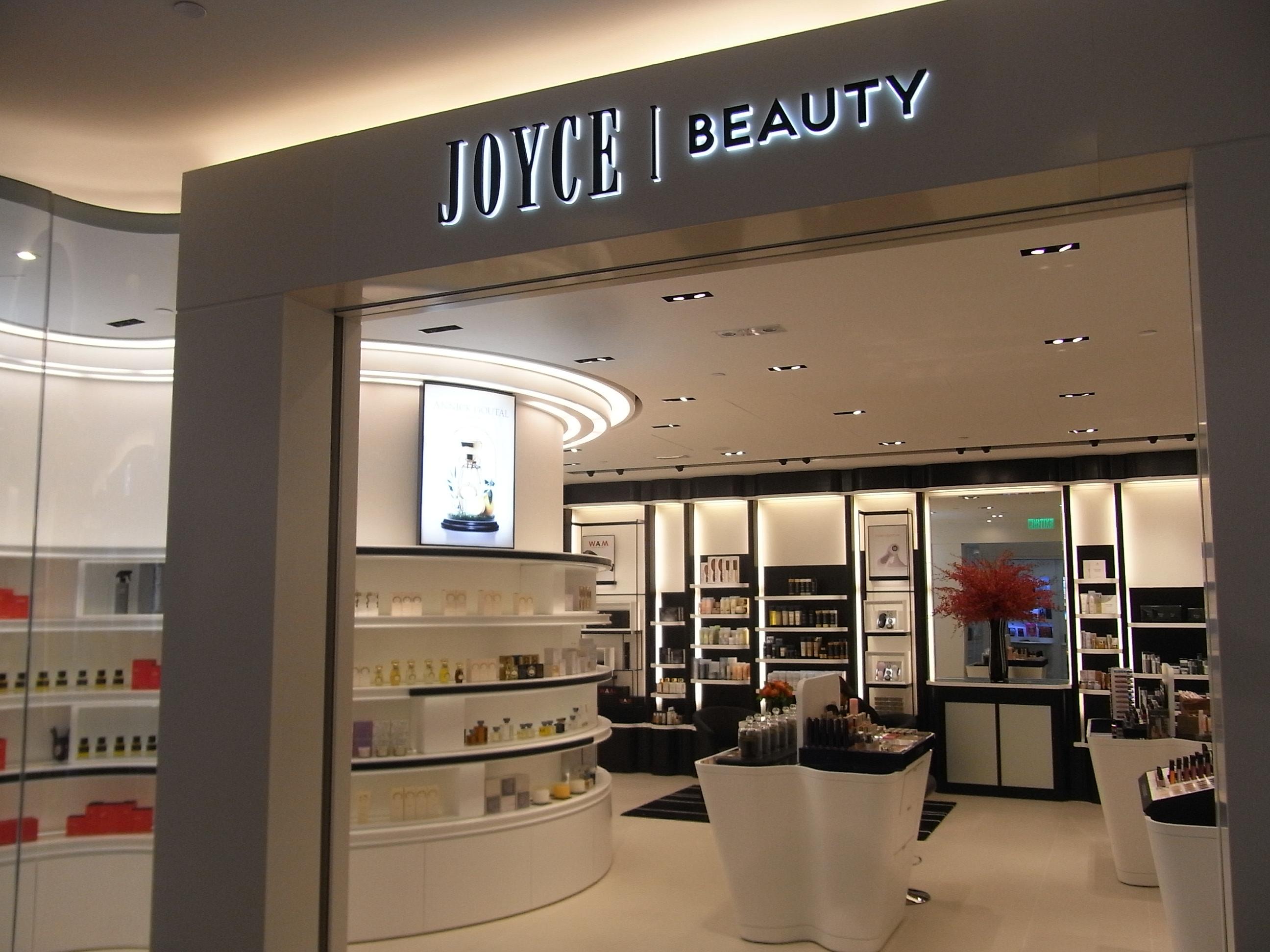 FileHK Admiralty Pacific Place shop JOYCE Beauty