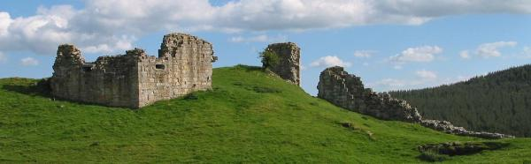 Harbottle Castle - geograph.org.uk - 950747