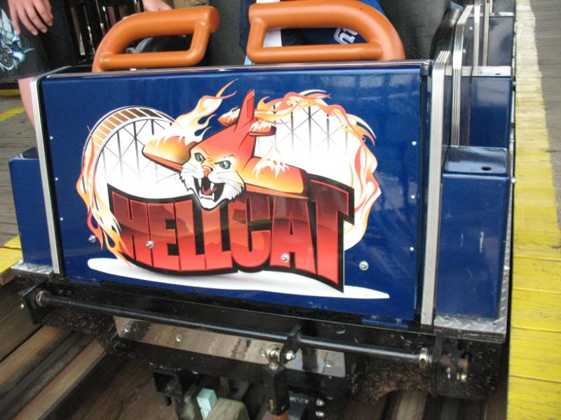 Hell Cat Roller Coaster Wikipedia