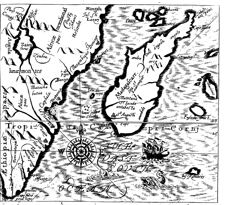 file herberts map of madagascar wikimedia mons Historical Events in Madagascar file herberts map of madagascar