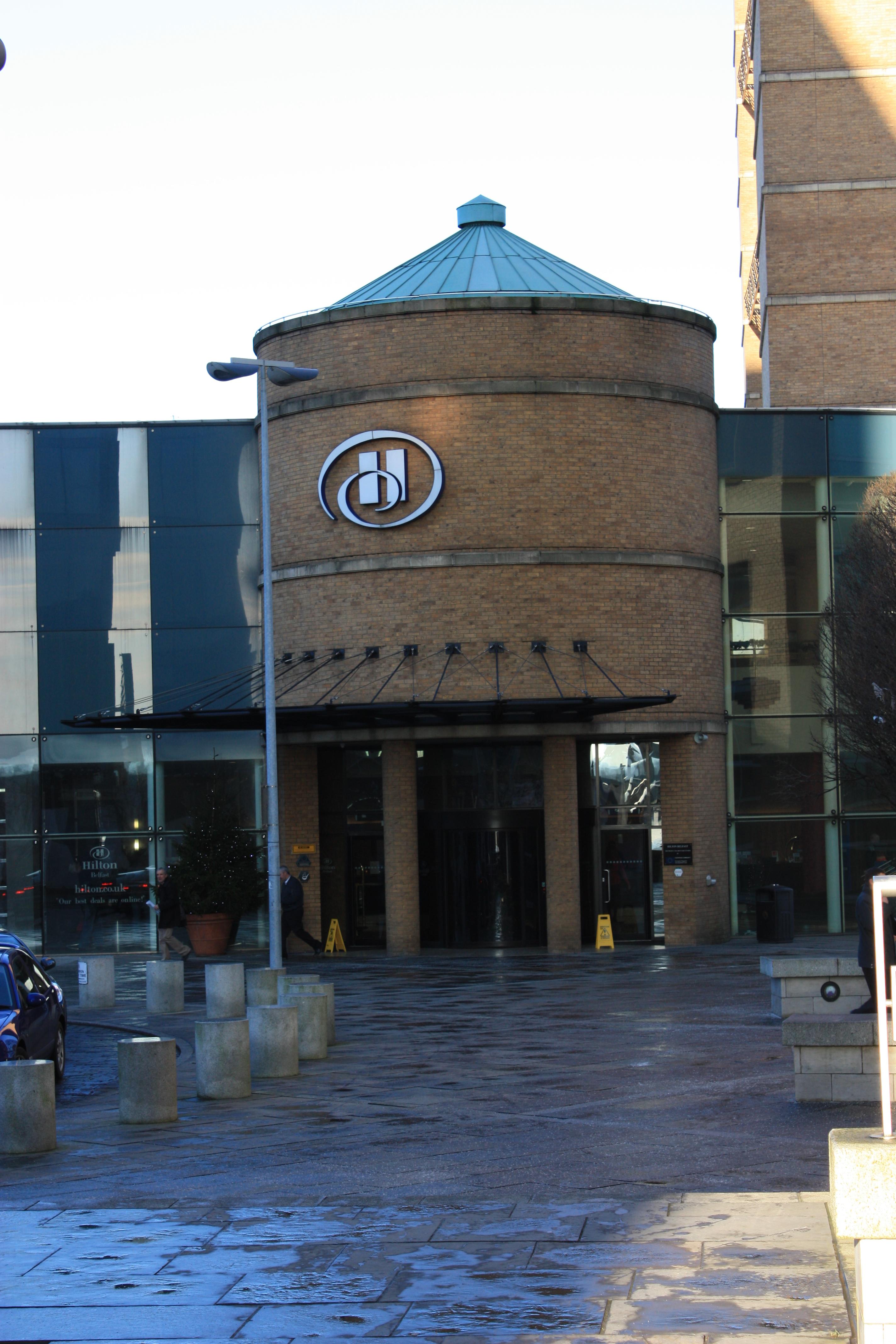 Hilton Hotel Belfast Ireland