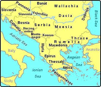 Peninsulas Of Europe