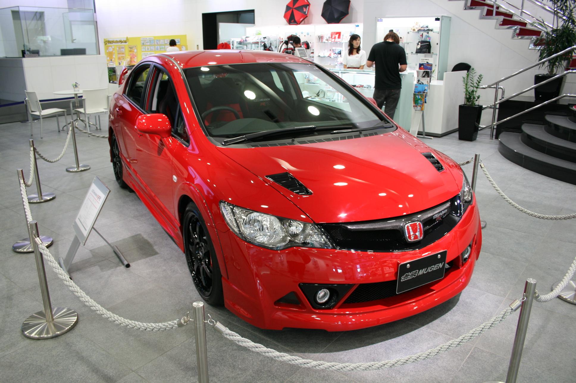 File Honda Civic Mugenrr Jpg Wikimedia Commons
