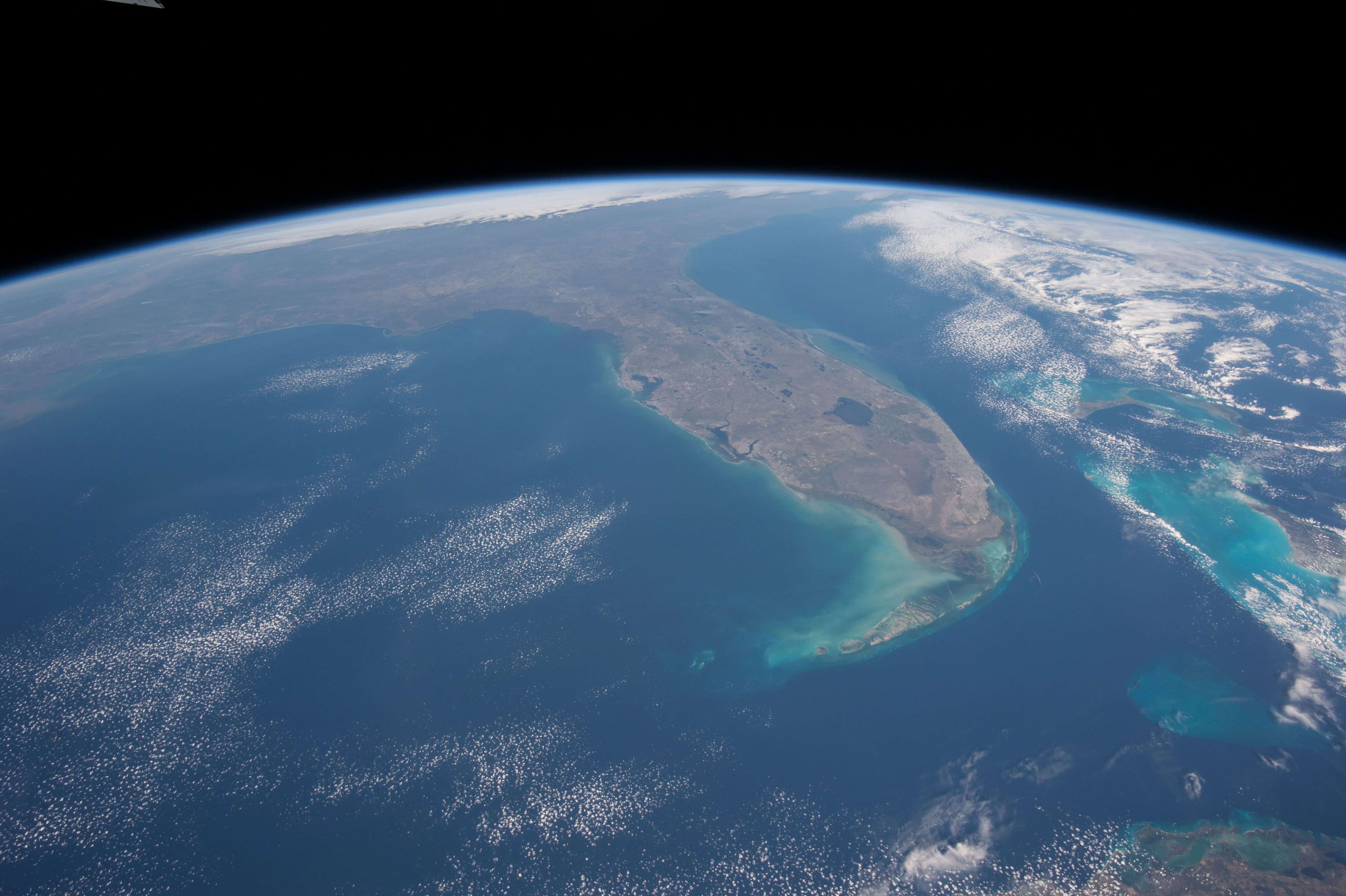 File iss 42 florida in the united wikimedia for Space station florida
