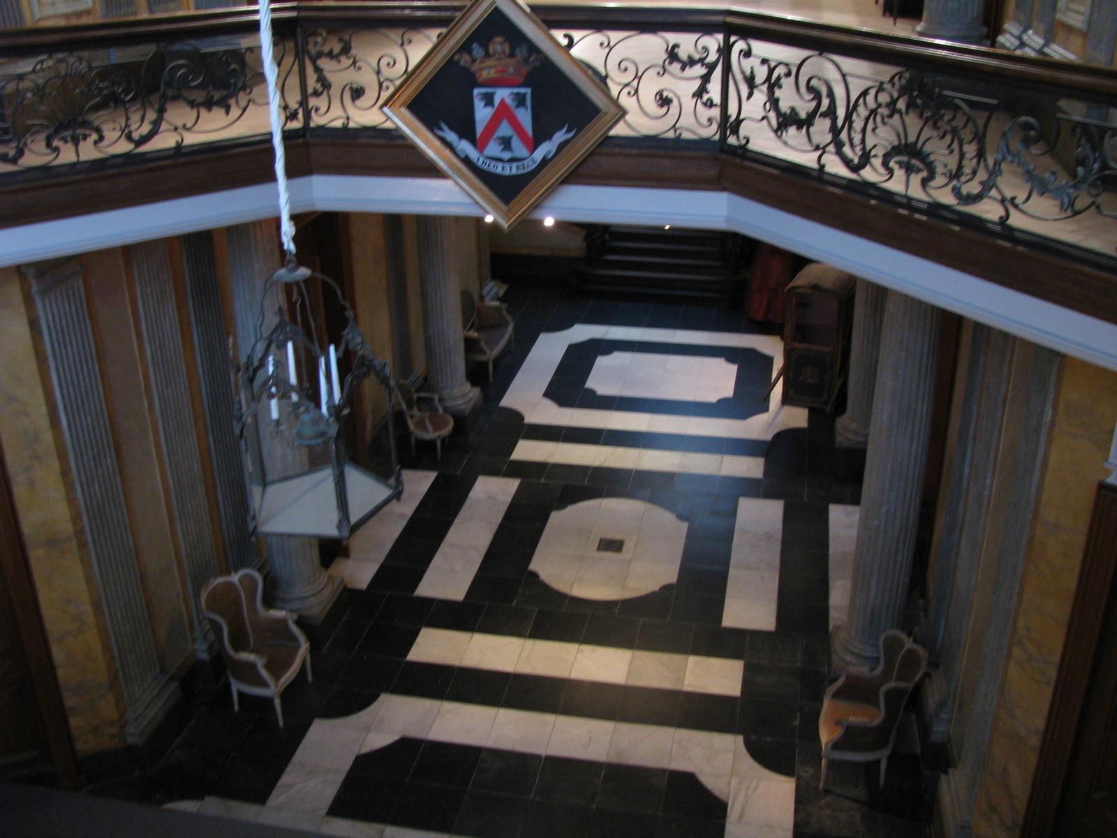 File interieur d 39 hane steenhuyse gent belgium for Interieur belgium
