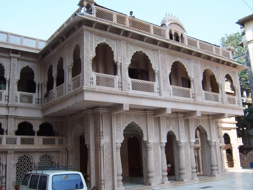 Radha Swami Temple Radha Gopinath Temple[edit