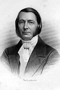 James Henley Thornwell American theologian