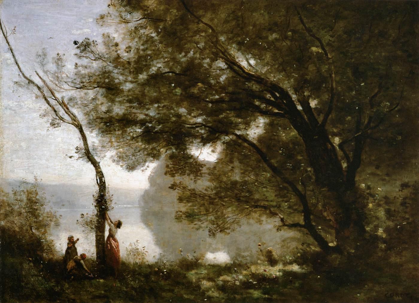 https://upload.wikimedia.org/wikipedia/commons/c/c0/Jean-Baptiste-Camille_Corot_-_Souvenir_of_Mortefontaine_-_WGA5292.jpg
