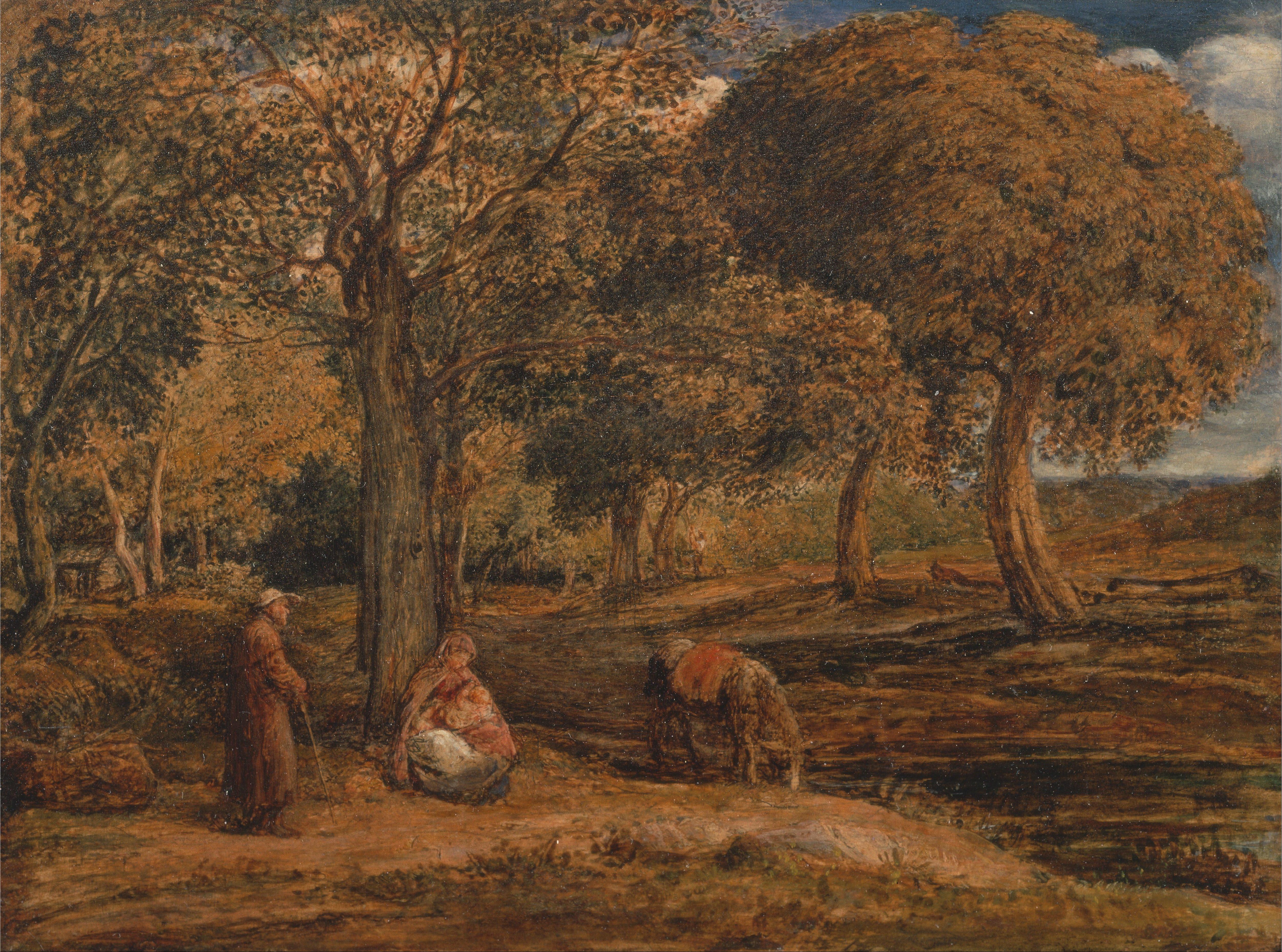 John Varley Paintings For Sale