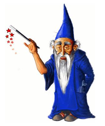 Kandalf wizard mascot kde.png
