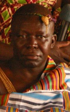 Ghana's Ashanti king reunites with Akan descendants shipped to Suriname as slaves