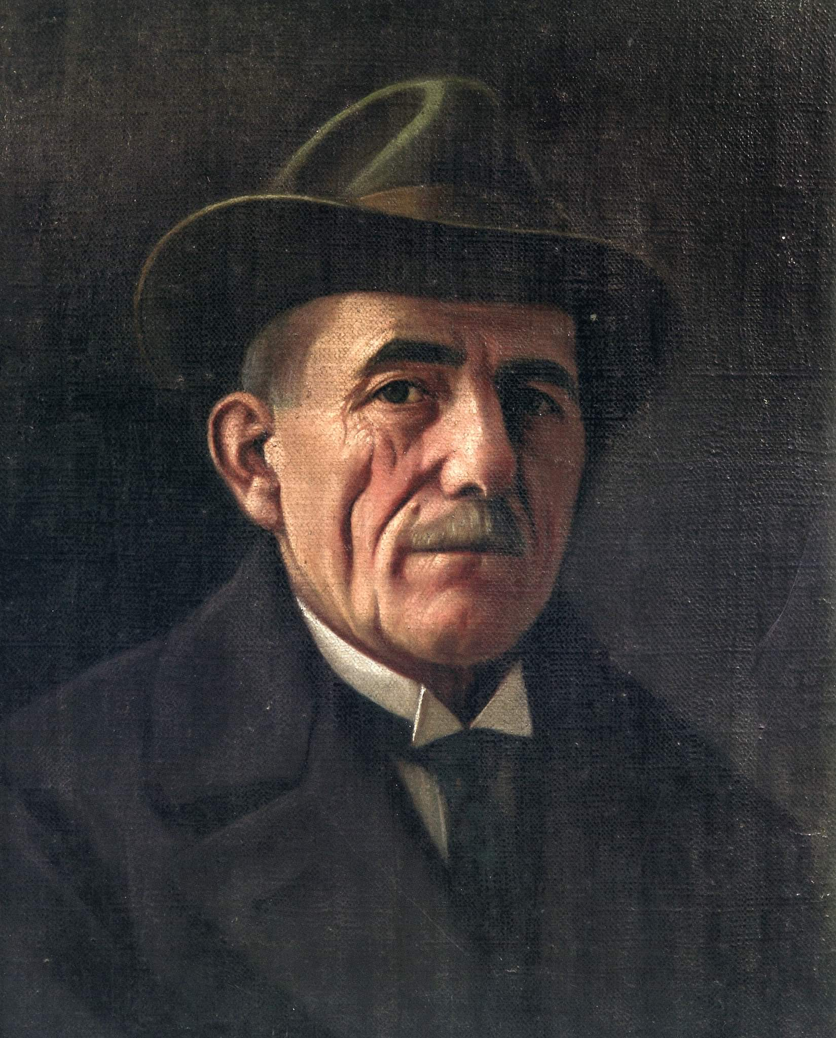 Image of Kolë Idromeno from Wikidata