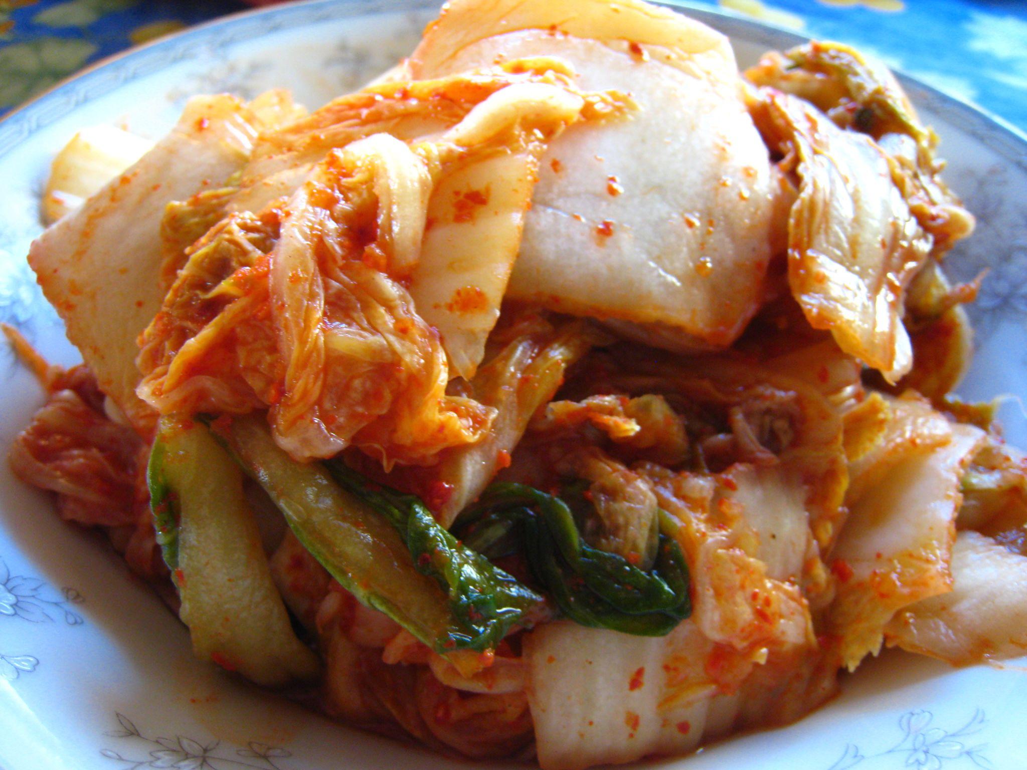 Korean National Food