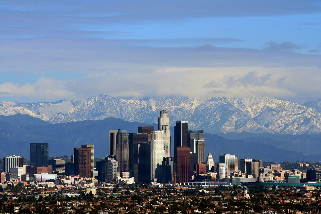 List Of Tallest Buildings In Los Angeles Wikipedia