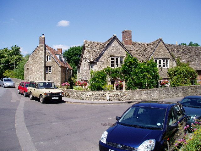 Lacock Village - geograph.org.uk - 114417