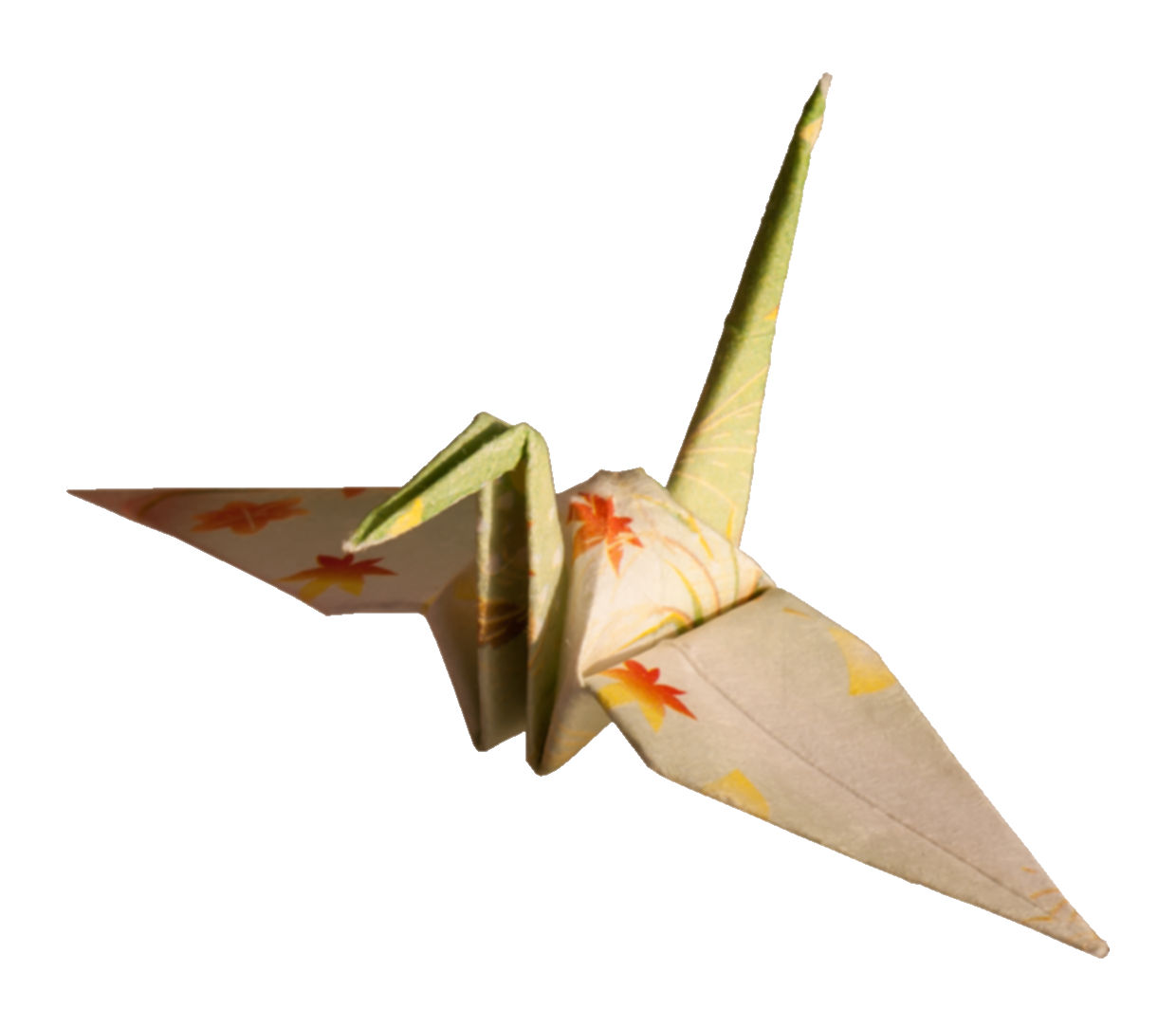 Size Of Origami Paper For Cranes