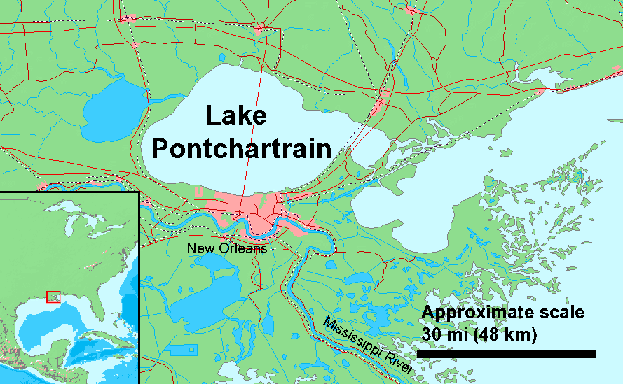 Hurricane Katrina New Orleans Map.Hurricane Preparedness For New Orleans Wikipedia