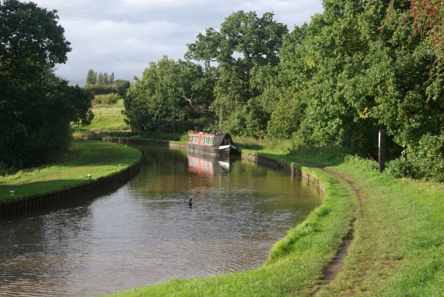 Llangollen Canal, Whitchurch - geograph.org.uk - 1003552