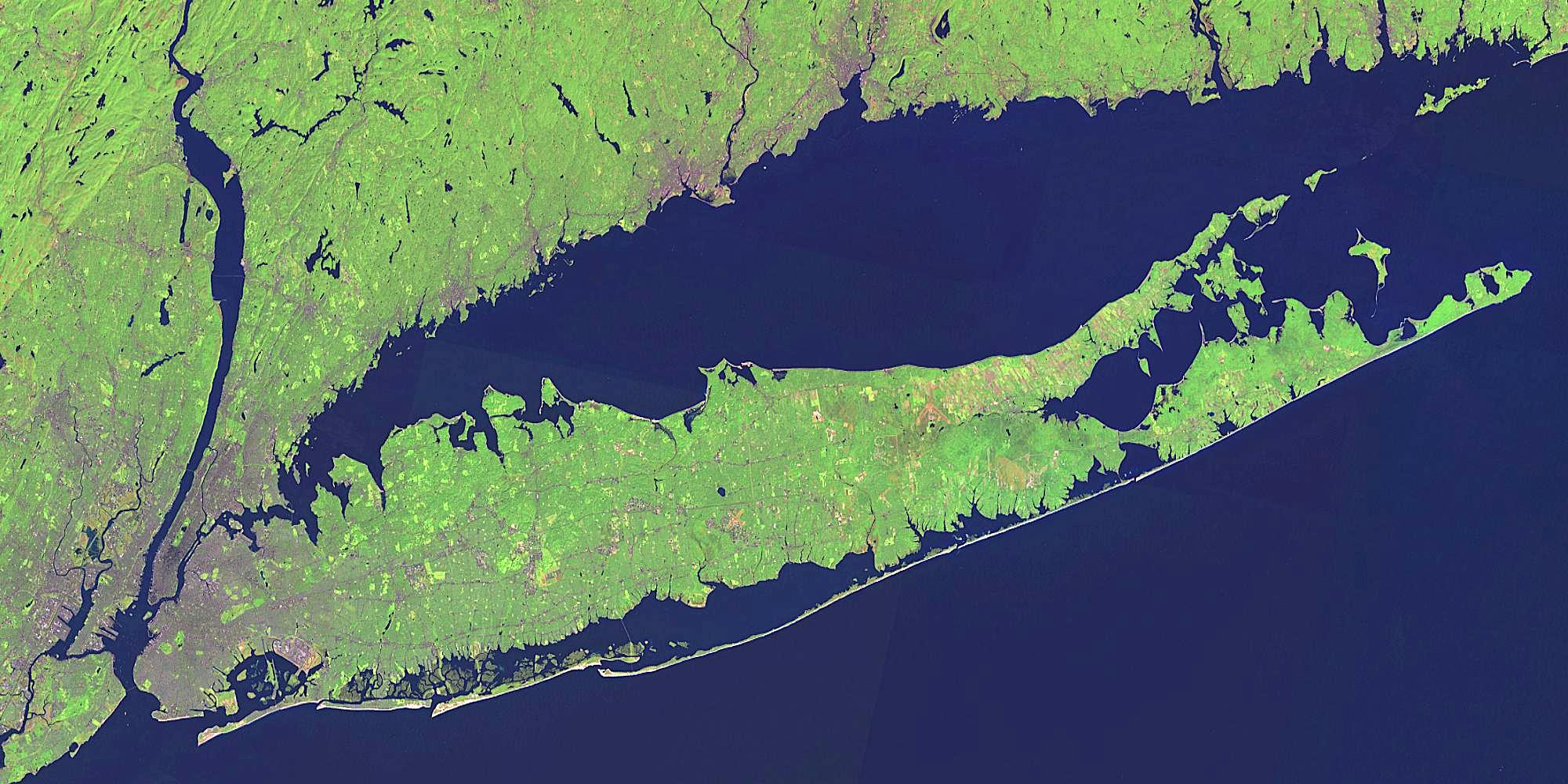 Long Island Sound Ct Water Temperature