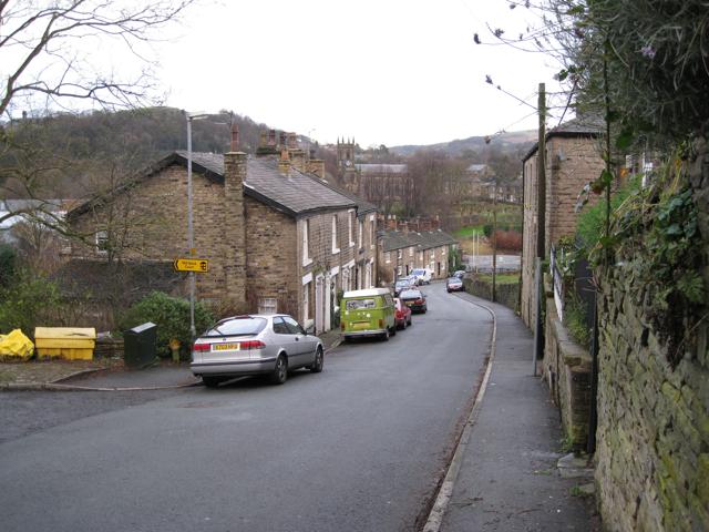 Lord Street, Bollington - geograph.org.uk - 1608792