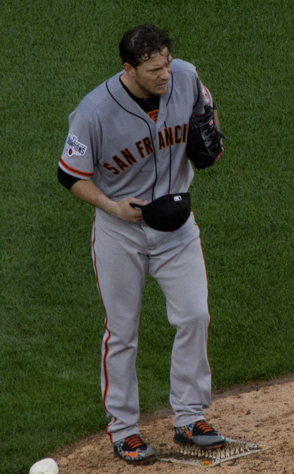 MLB Boston Red Sox Jake Peavy Baseball