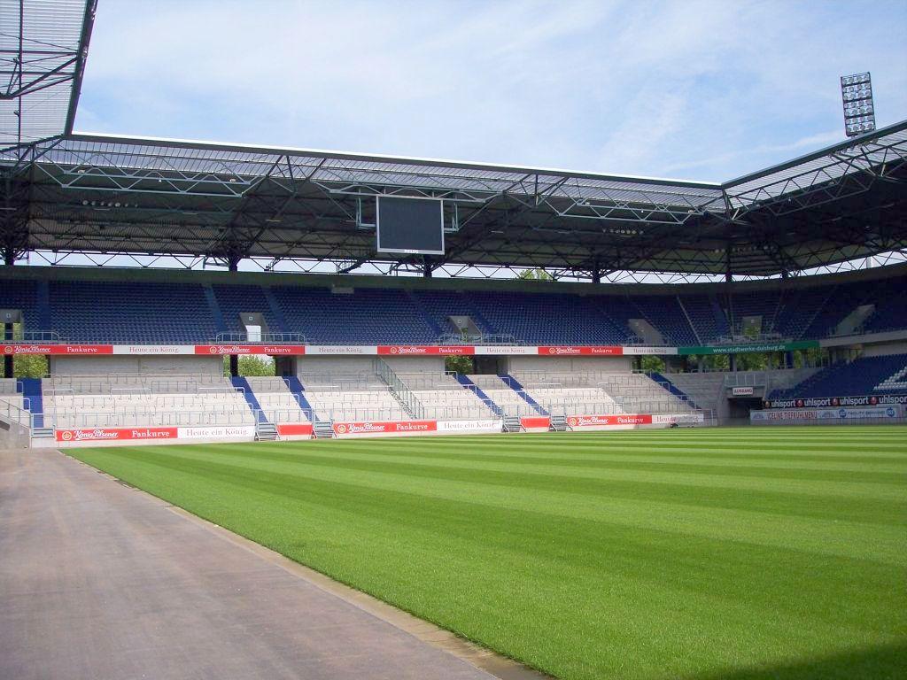 Die Schauinsland-Reisen-Arena in Duisburg (2005)