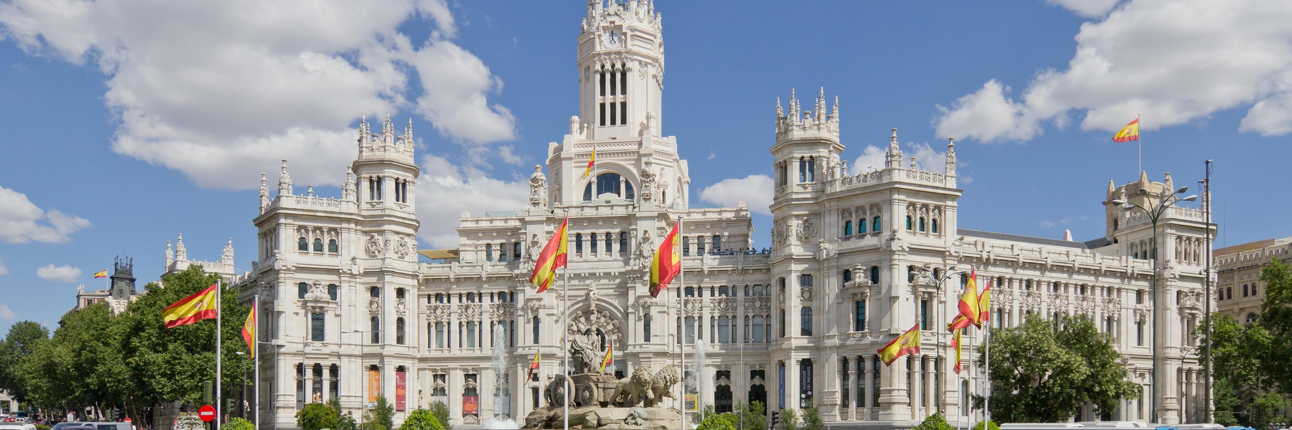 Vuelo + Hotel en Madrid