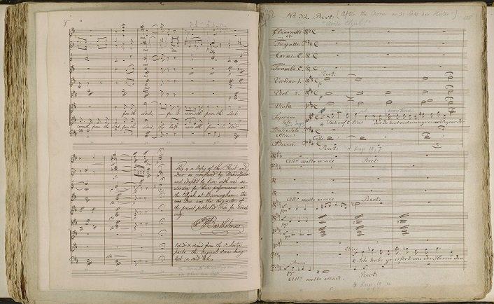 Manuscript of Mendelssohn's Oratorio 'Elijah'.jpg
