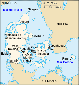 dinamarca mapa Archivo:Mapa de Dinamarca.PNG   Wikipedia, la enciclopedia libre dinamarca mapa