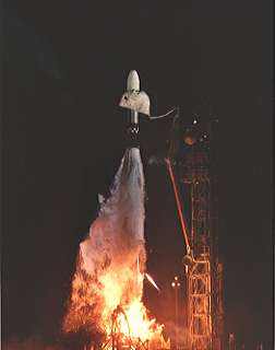 Image result for mariner 5 launch