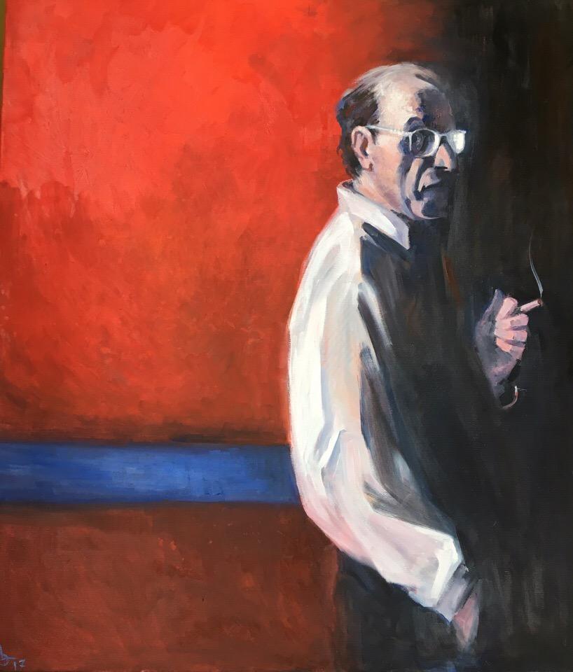 Break into the Light Mark Rothko