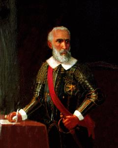 Martín García Óñez de Loyola Royal Governor of Chile