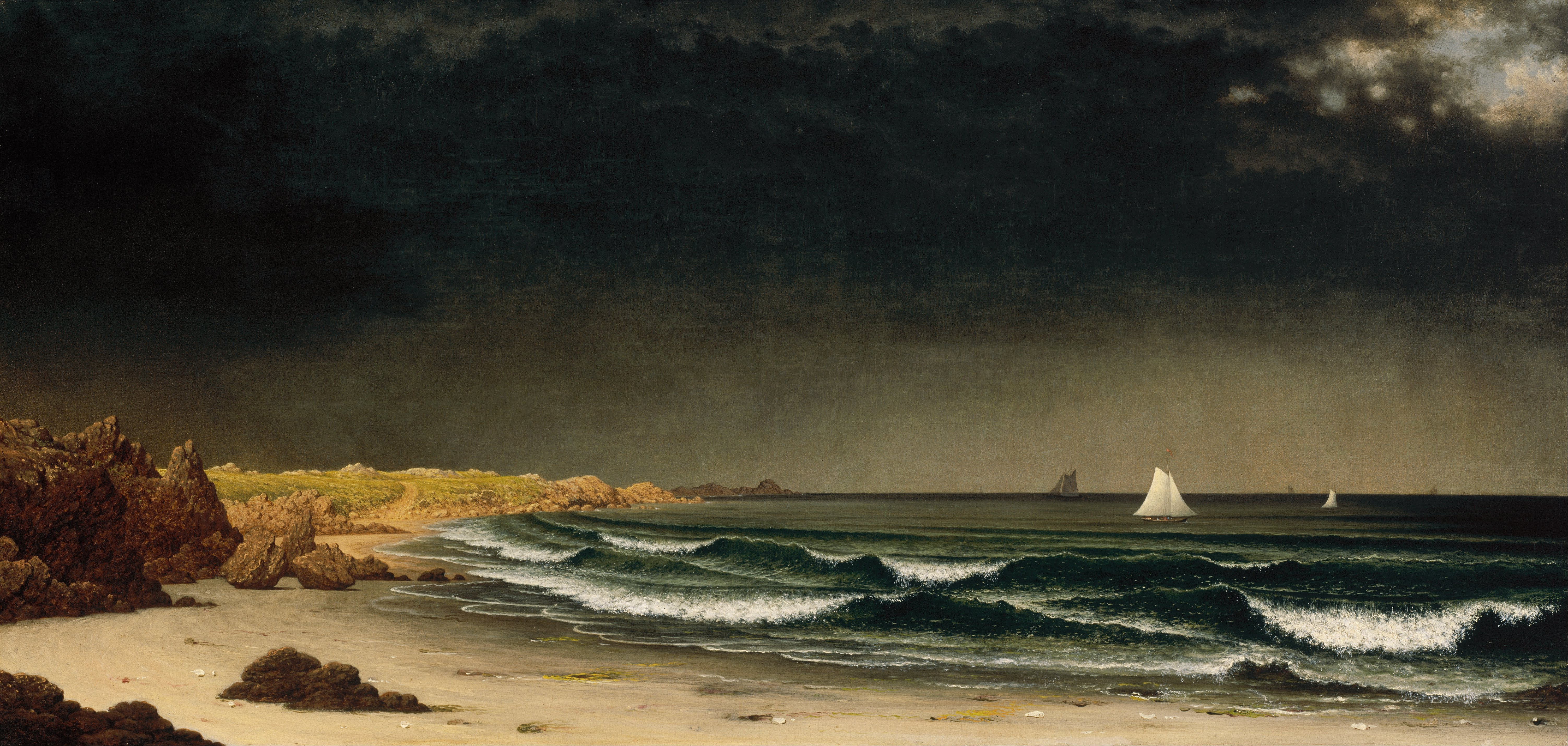 Famous Paintings From New Jersey