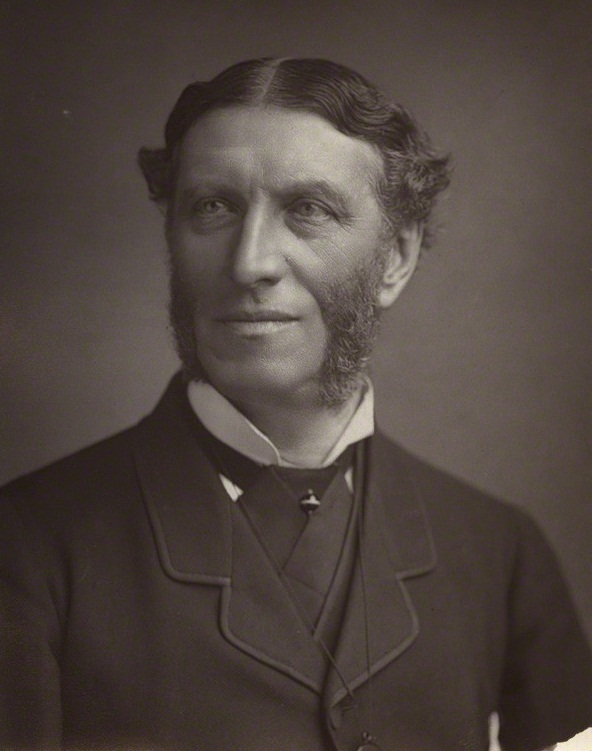Portrait of Matthew Arnold