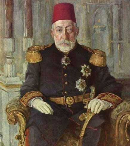 Ottoman Empire Sultan Mehmed V - Wikipedia