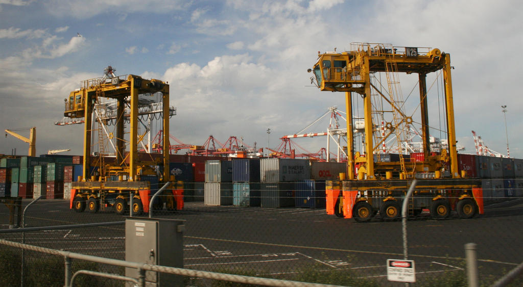 File Melbourne Swanston Dock Container Carrier Jpg