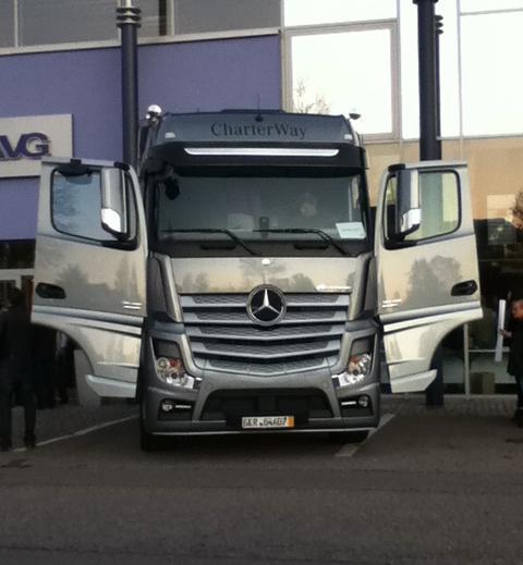 Mercedes Benz Dealer Architectural Style