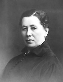 Miina Sillanpää - eine der ersten Frauen im Parlament