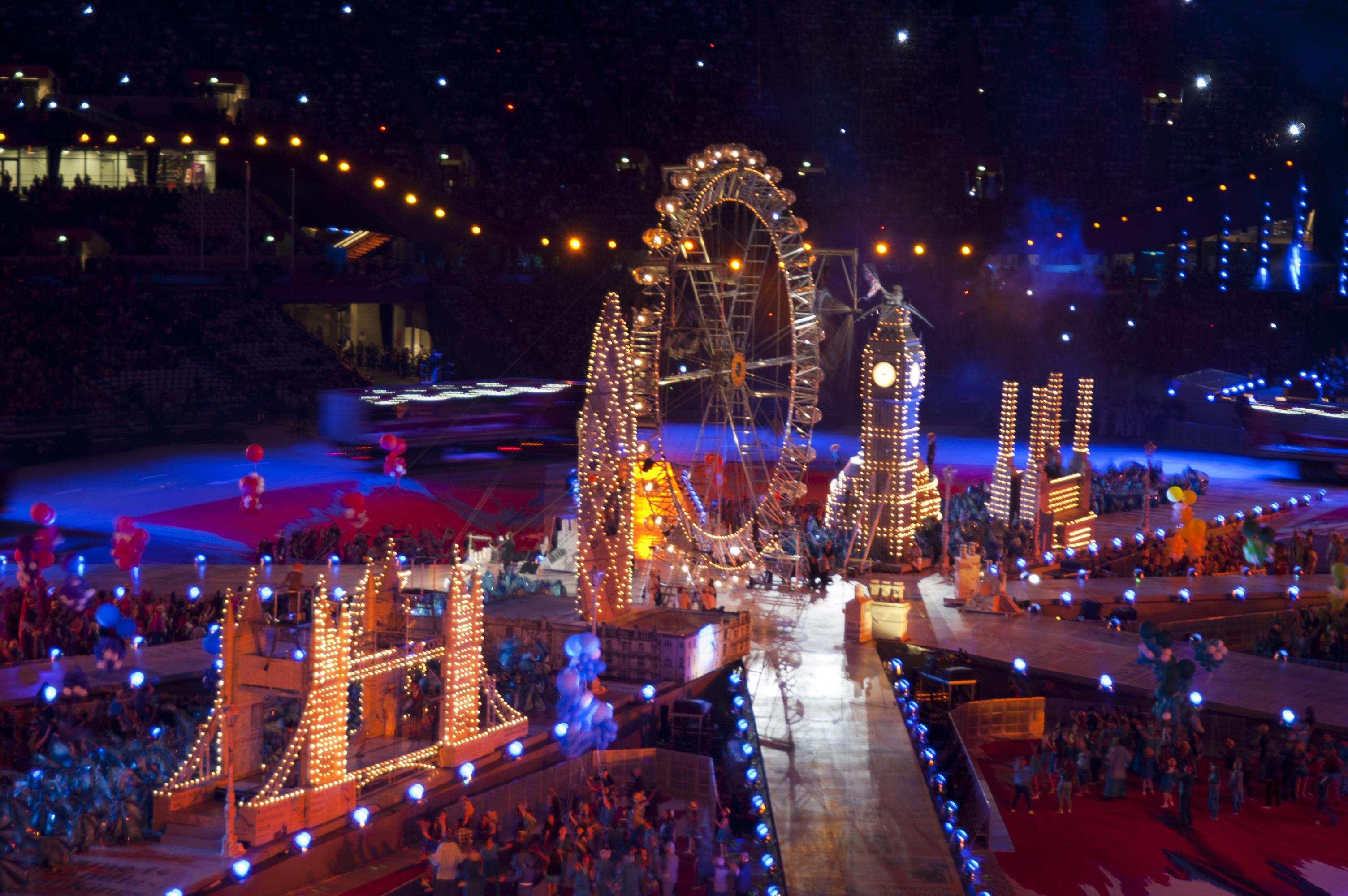 2012年のロンドンオリンピック