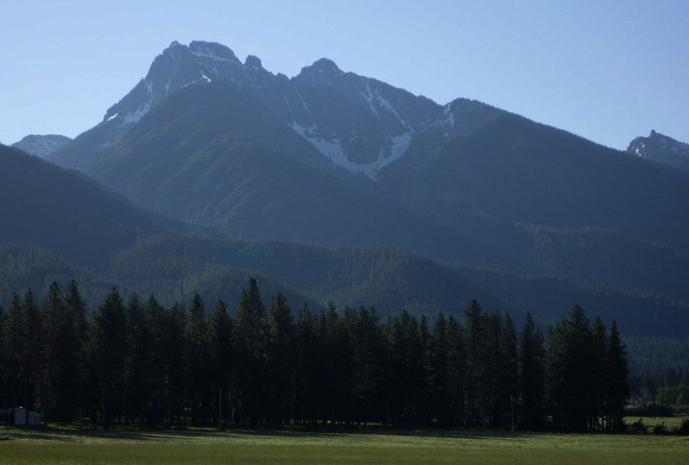 Mount Calowahcan Wikipedia