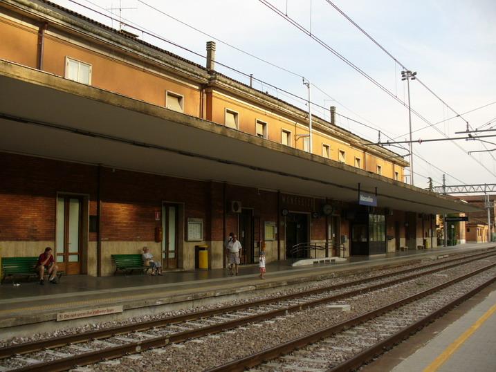 monselice railway station