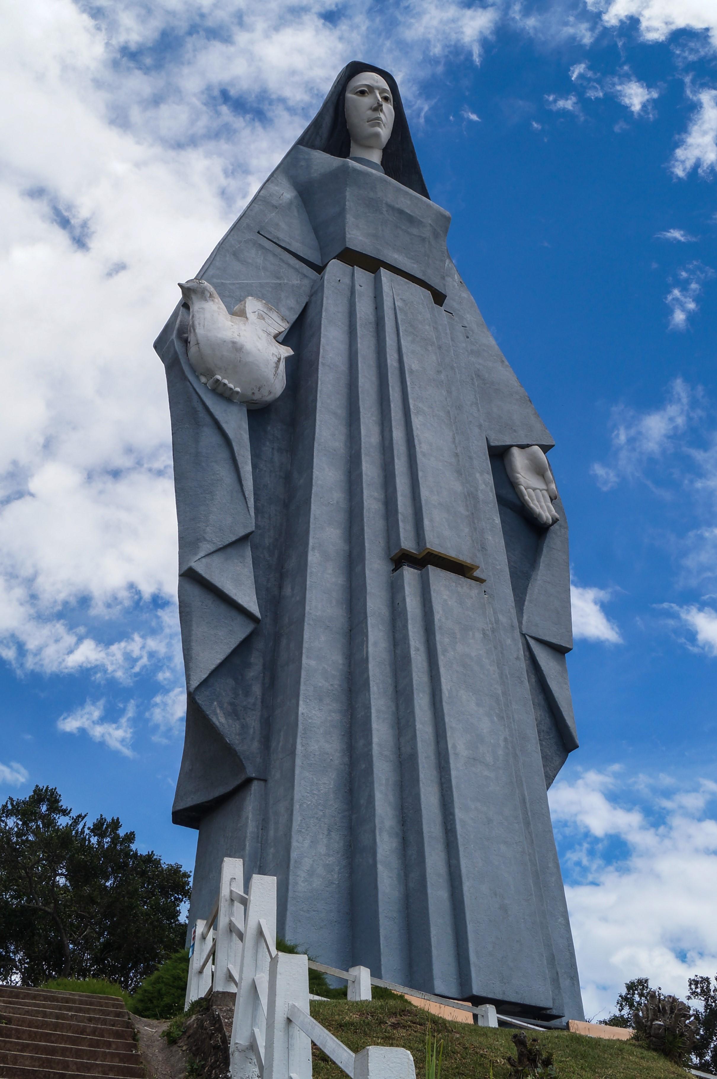 Monumento A La Virgen De La Paz Wikiwand