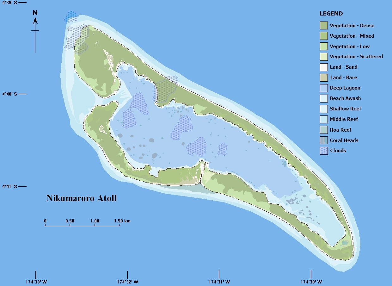 Map Of Amelia Island Creative Commons