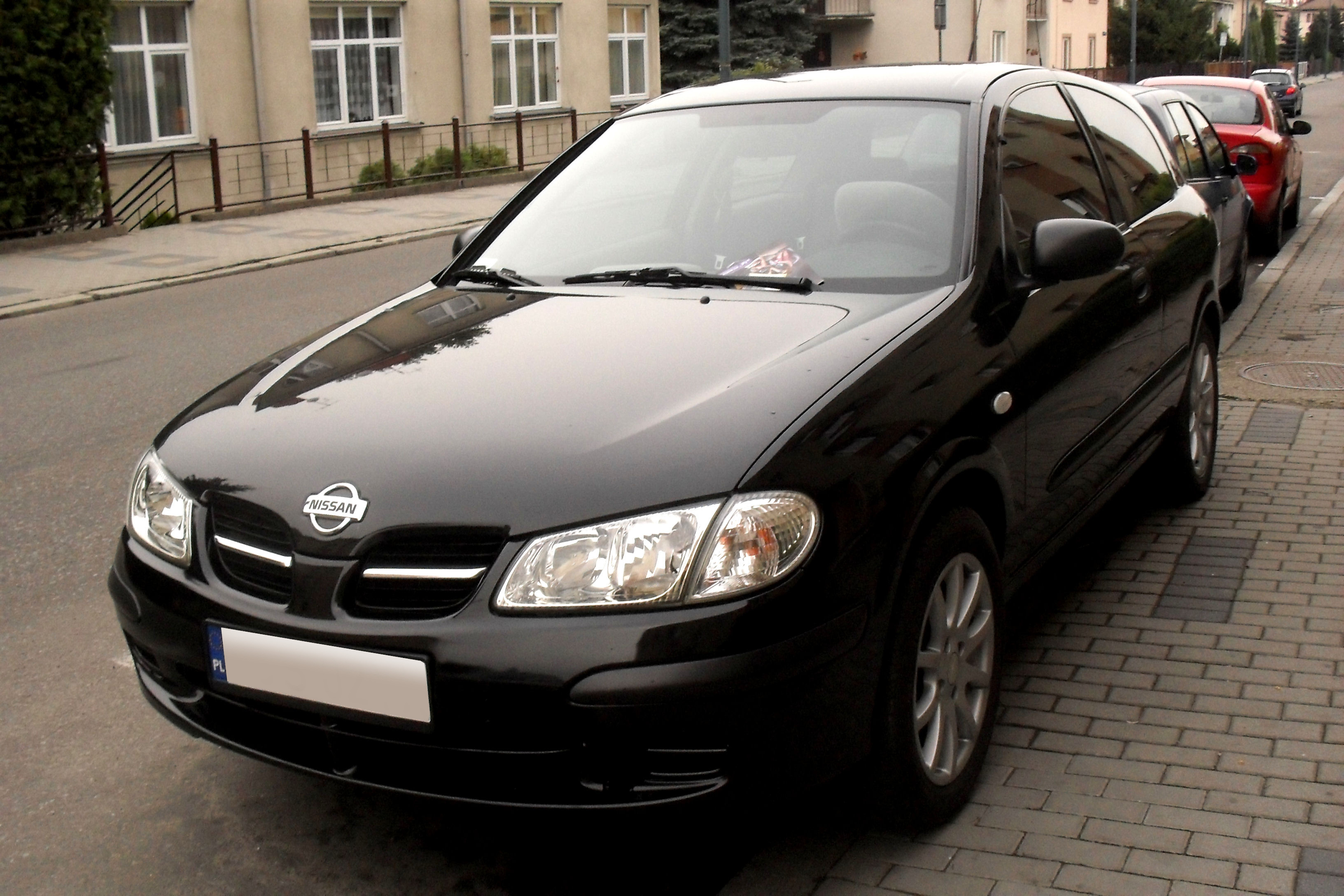 Almera N16 Tuning Top Car Release 2019 2020 Nissan Nismo Black Filenissan Jaslo Wikimedia Commons