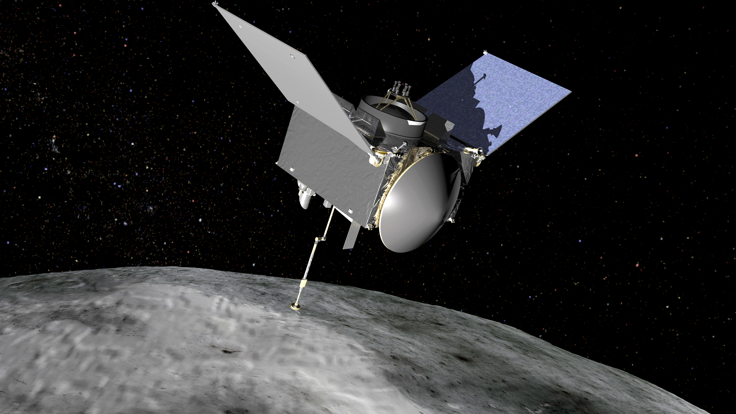OSIRIS-Rex juga menunjukan kemungkinan jalur orbit asteroid tersebut di masa depan. Di mana hal tersebut membantu para peneliti memprediksi potensi hantaman dari Bennu,