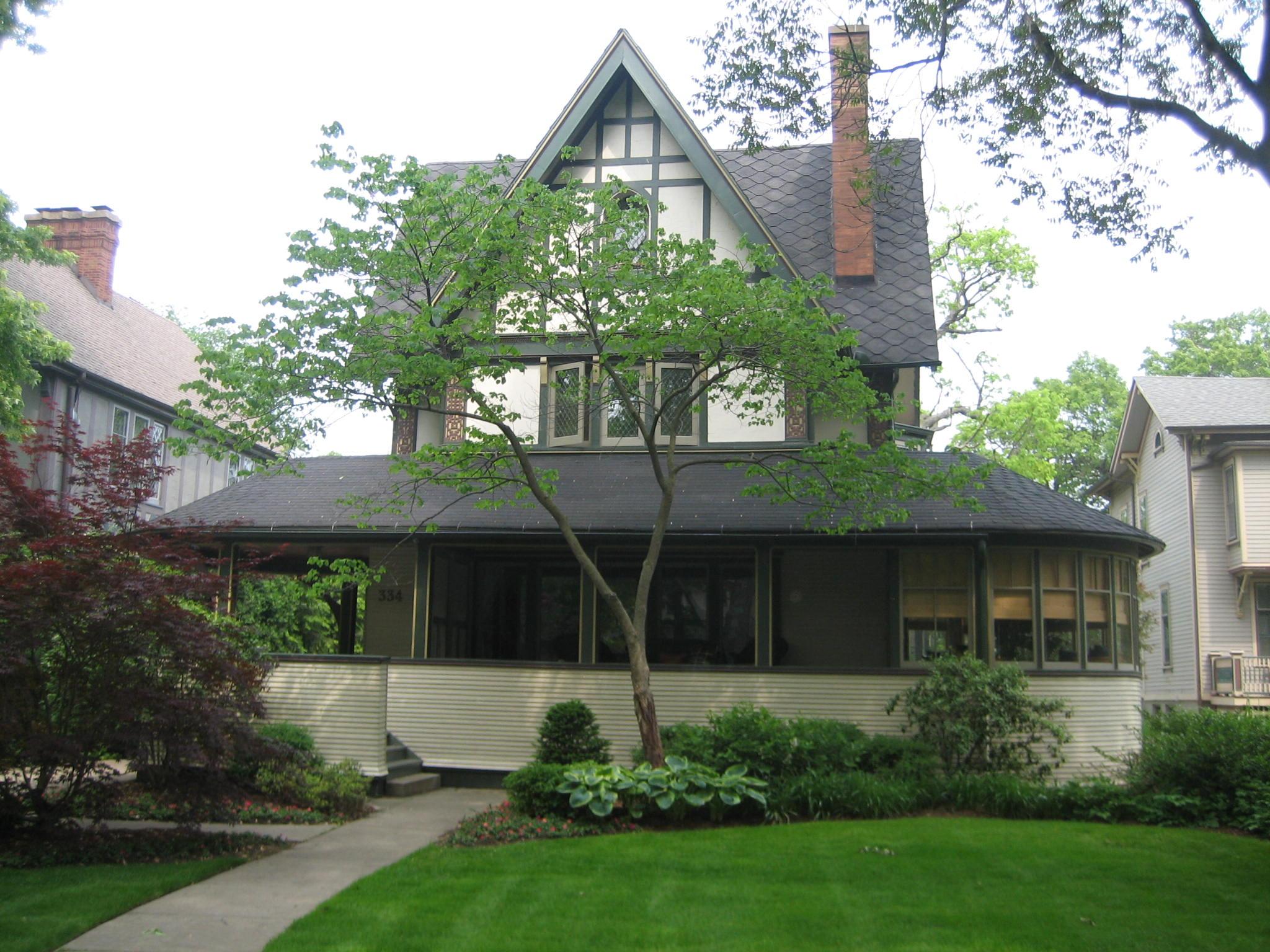 File Oak Park Il Young House2 Jpg Wikipedia