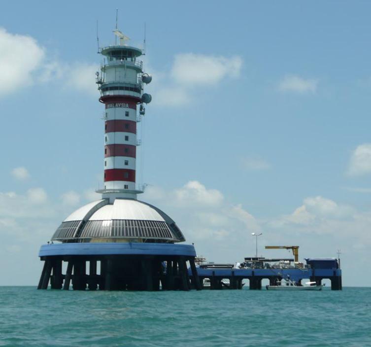 One Fathom Bank Lighthouse Wikipedia