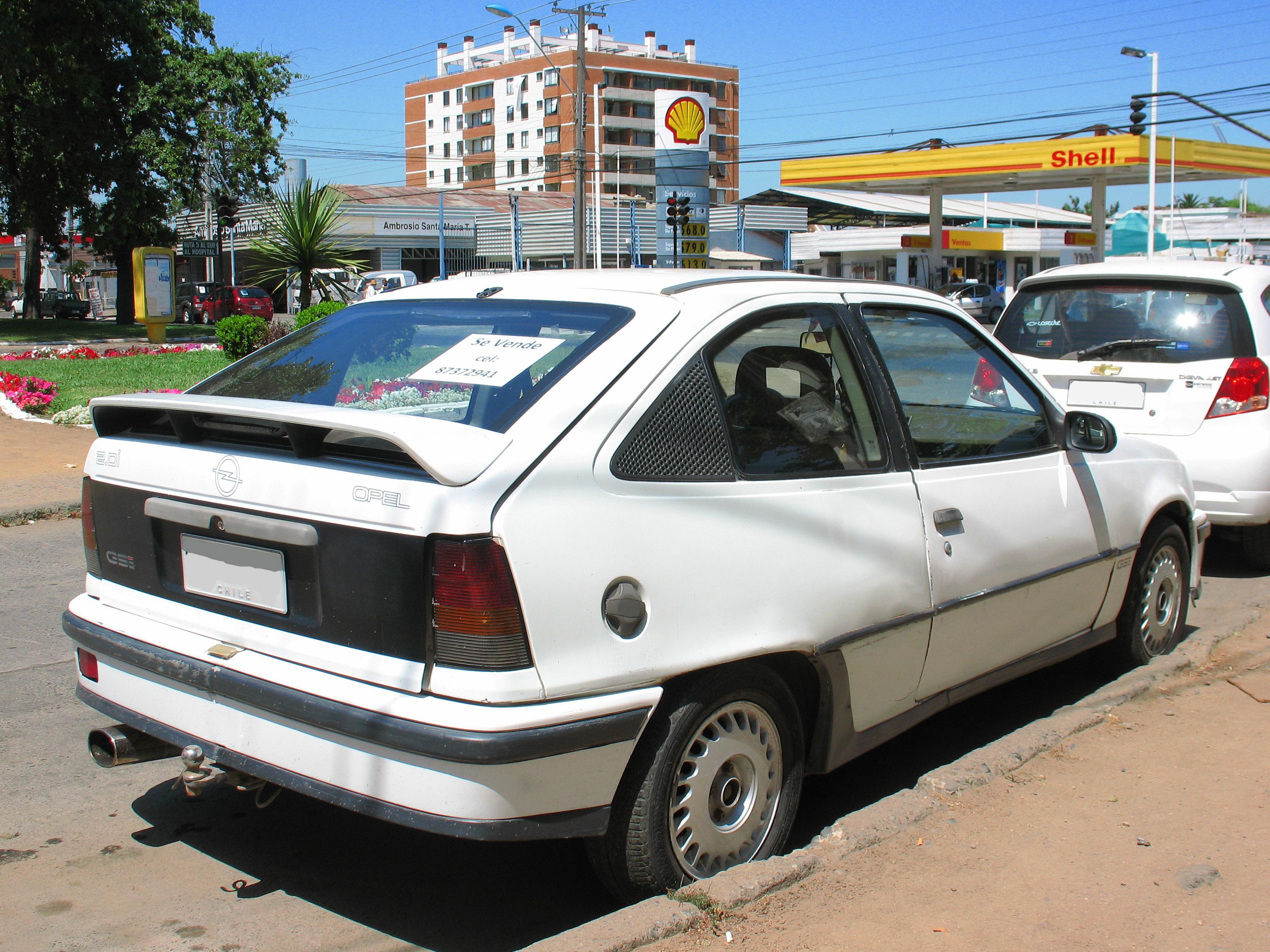 Gsi google image mag for Opel kadett e interieur