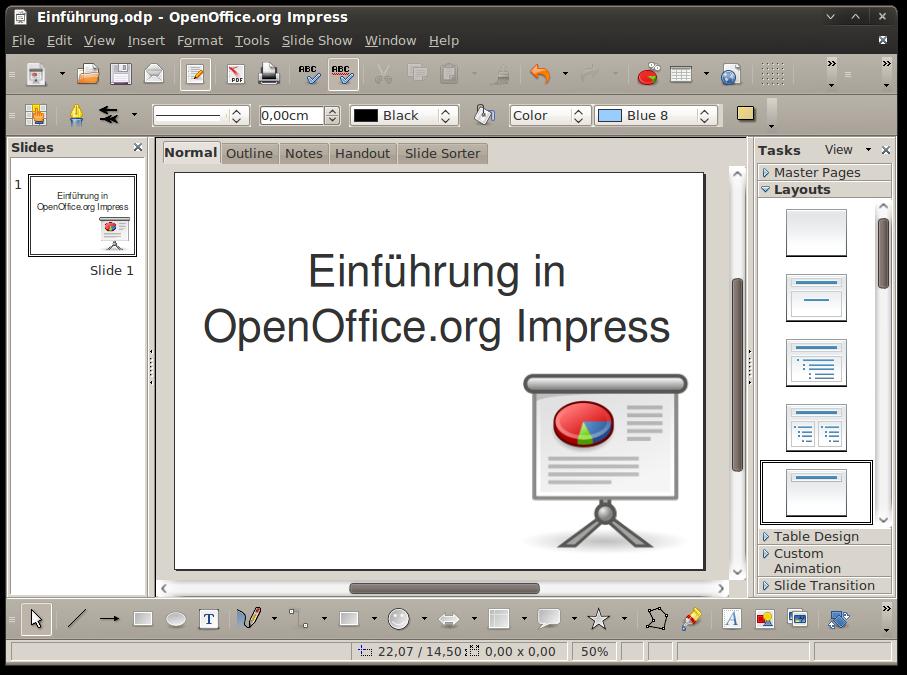FileOpenOfficeorg Impress Png Wikimedia Commons - Download openoffice impress