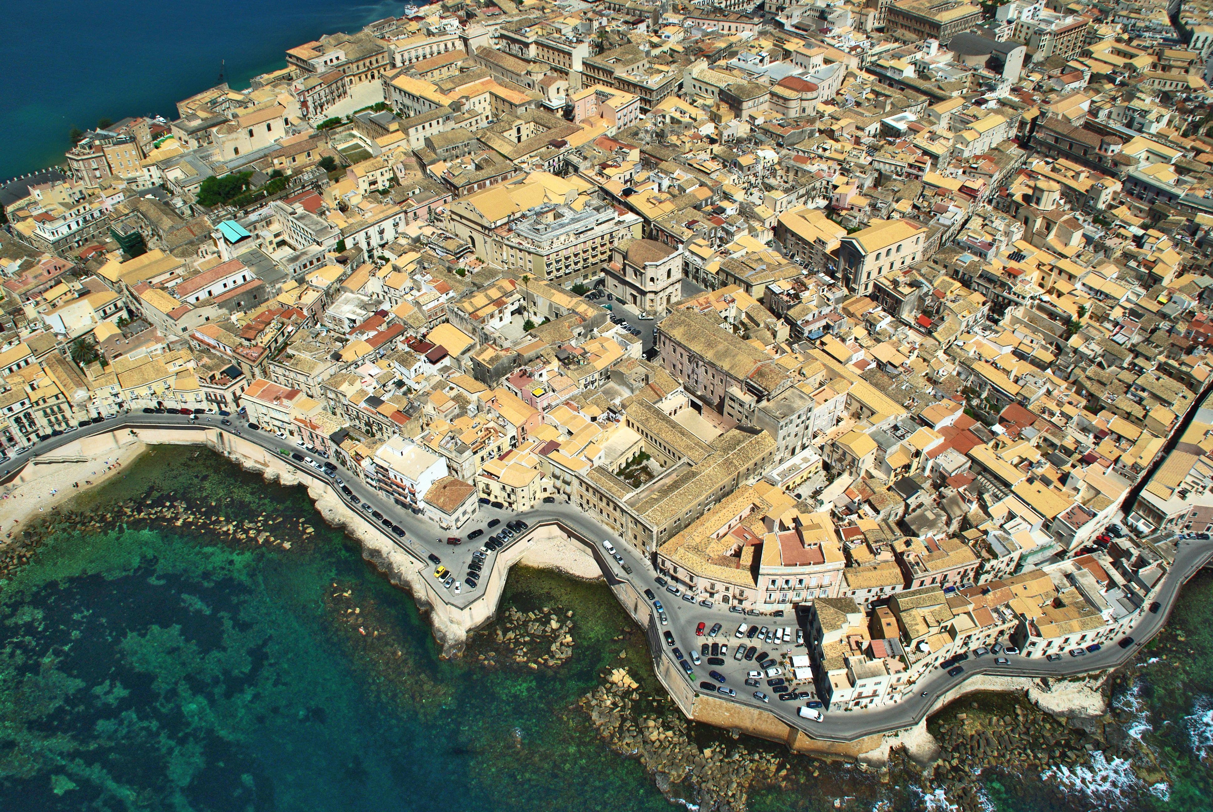 Island of Ortigia